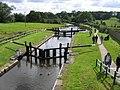 Johnson's Hillock Locks, Leeds and Liverpool Canal - geograph.org.uk - 952447.jpg