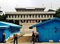 Joint Security Area, North Korea-South Korea border (15223977745).jpg