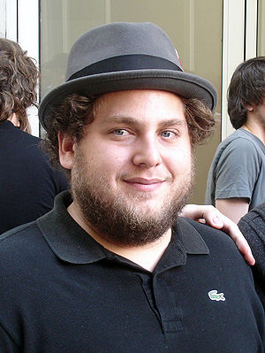 Jonah Hill, american actor (MACBA, Barcelona).