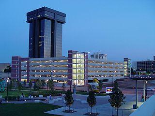 Springfield metropolitan area, Missouri Metropolitan statistical area in Missouri, United States