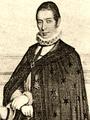 Jose Toribio de Larrain, 1st Marquis of Larrain ZOOM SEPIA.PNG