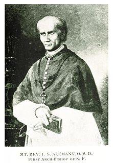 Joseph Sadoc Alemany Spanish priest