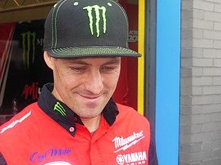 Josh Brookes Australian motorcycle racer