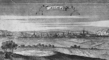 Resultado de imagen de 1687, según grabado de Johann Friedrich Leonart.