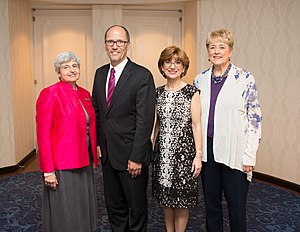 National Partnership for Women & Families - Judith L. Lichtman, Thomas Perez, Debra L. Ness and Ellen Malcolm, 2015