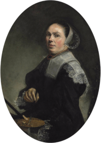 Judith Leyster self portrait ca 1653.png