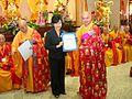 Judy Chu 2005 Dharma Seal Temple Opening, Rosemead California.jpg