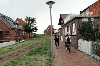 Bicycle-friendly Urban planning prioritising cycling