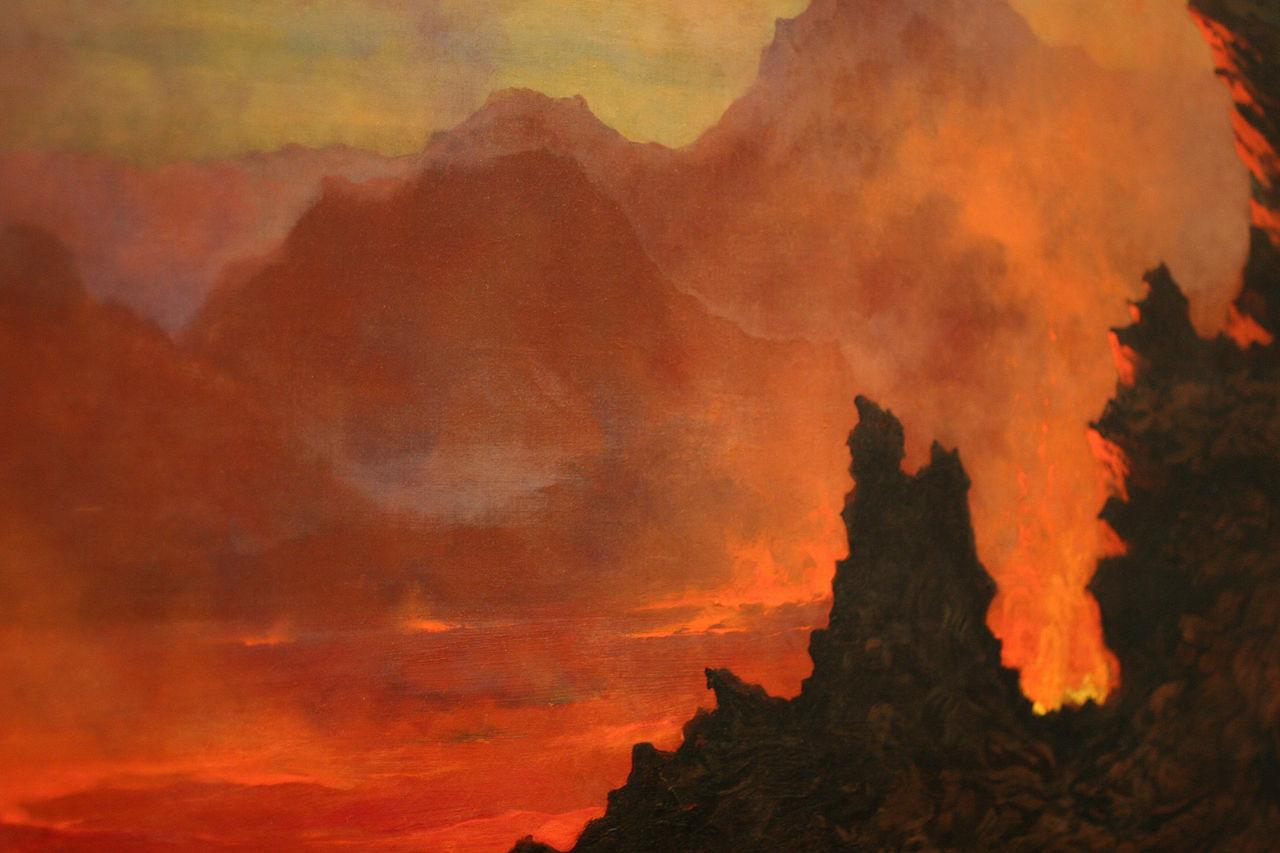 File Jules Tavernier Kilauea Caldera Sandwich Islands