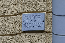 Julia Mann, Augsburg
