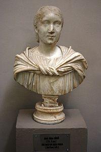 Julia Paula, marble (3rd century A.D.) - Ephesus Museum.JPG