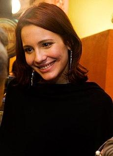 Juliana Knust | Doblaje Wiki | Fandom