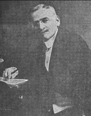 Julian Jordan - Julian Jordan in 1917