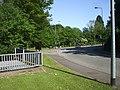 Junction of Ffordd Treforgan with Ty-nant Rd, Morganstown - geograph.org.uk - 1872350.jpg