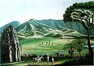 Junghuhn Plateau Dieng