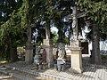 Kálvária-csoport, Kálvária temető, 2018 Paks.jpg
