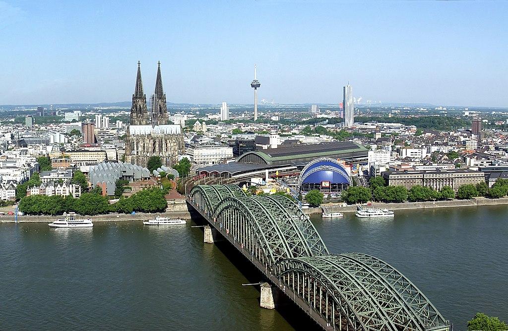 Nemačka 1024px-K%C3%B6ln_Panorama