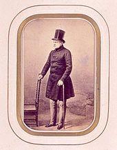 König Wilhelm I. 1861 (Quelle: Wikimedia)