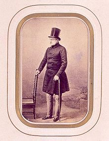 King William in 1861. (Source: Wikimedia)