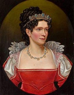Caroline of Baden Electress consort of Bavaria