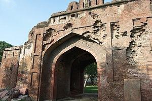 Kashmiri Gate, Delhi - Kashmiri Gate, in 2008
