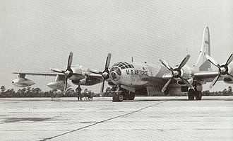 United States Air Forces in Europe – Air Forces Africa - Arrival of SAC KB-50s in Germany, 1946