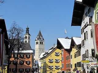 Кицбюэль,  Тироль, Австрия