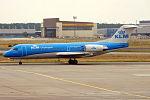 KLM Cityhopper, PH-KZP, Fokker F70 (20353997225).jpg