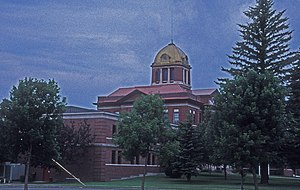 Koochiching County Courthouse - Image: KOOCHICHING COUNTY COURTHOUSE