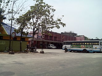 Kollam district - Kollam KSRTC Bus Station