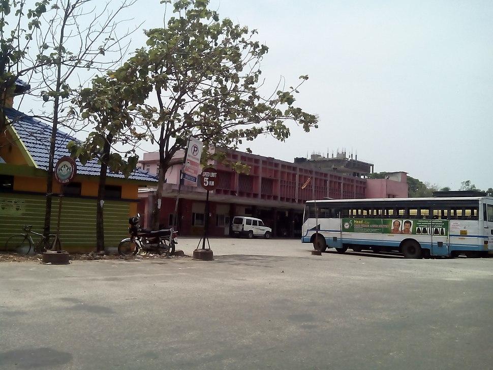KSRTC Bus Station, Kollam