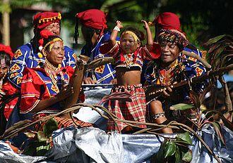 Malaybalay - Kaamulan street dancing