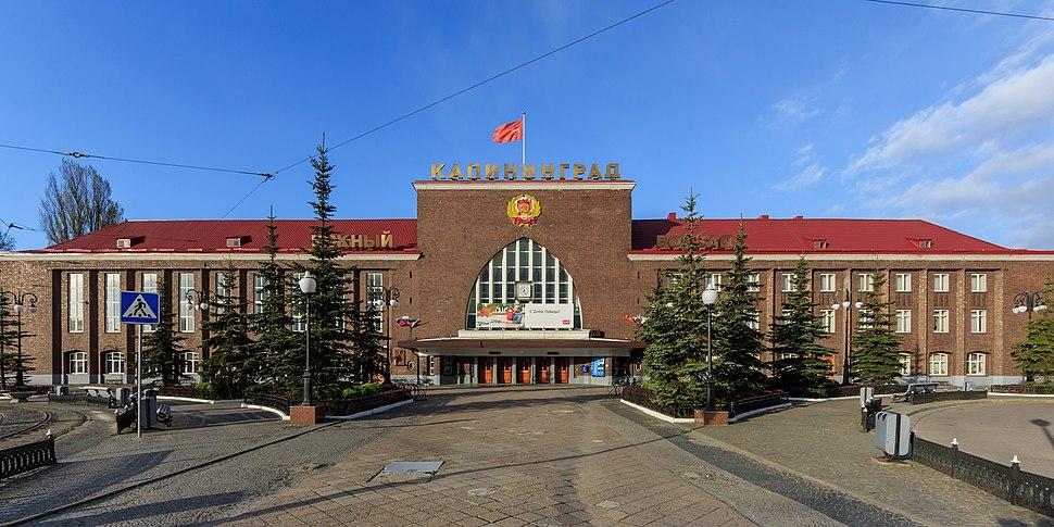 Kaliningrad 05-2017 img36 South railway station