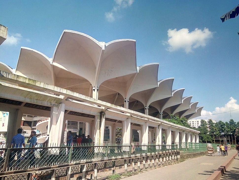 Kamalapur Railway Station 4