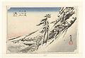 Kameyama, een opklaring na sneeuwval-Rijksmuseum RP-P-1960-377.jpeg