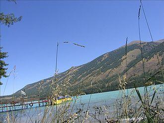 Kanas Lake - Image: Kanas silk road tour