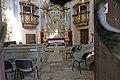 Kaple Bolestné Panny Marie s bývalou kaplí svatého Floriana, Božími mukami a pamětními kameny v Pelhřimově 18.JPG
