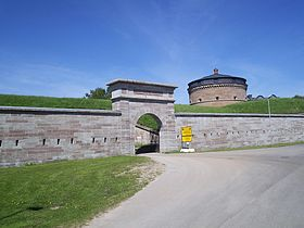 Image illustrative de l'article Forteresse de Karlsborg