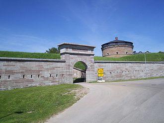 Karlsborg Fortress - Karlsborg Fortress.