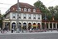 """Karlsruhe, """"Am Tiergarten"""" Hotel & Cafe-Restaurant, Bild 2.JPG"""