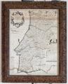 Karta över Portugal från cirka 1700 - Skoklosters slott - 95068.tif