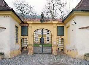 Freiburg Charterhouse - Charterhouse entrance