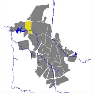 Samora Machel Constituency constituency of Namibia