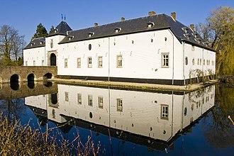Meerssen - Geulle Castle