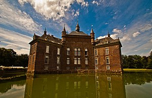 Merode family - Merode Castle in Westerloo