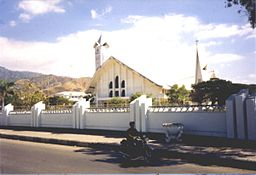 Cathedral of Dili, East Timor