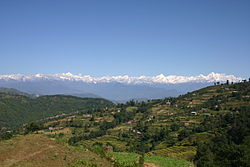 Kathmandu Valley, Bhaktapur District