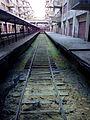 Katie Killary - Brooklyn Army Terminal Railroad Tracks.JPG