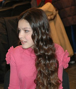 Russia in the Junior Eurovision Song Contest - Image: Katya Rybova at JESC 2011