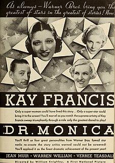 <i>Dr. Monica</i> 1934 film